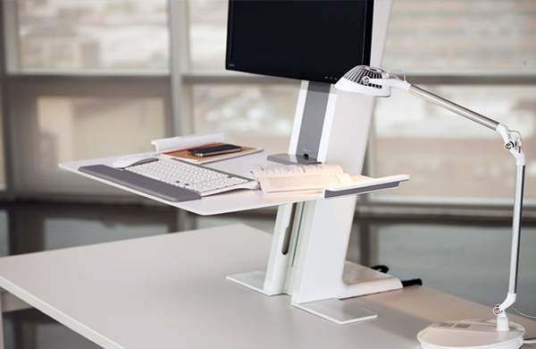 Humanscale QuickStand Height Adjustable Workstation