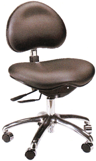 Gibo Kodama 444 Series Health Care Desk Height Chair 444AT