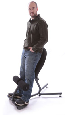Health Postures Stance Move Chair