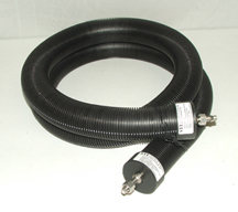 Rmax Cryogenic LN2 Insulated Hose Assembly Inside Diameter 0.25 in