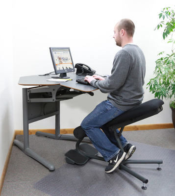 Health Postures Stance Move Ext Chair