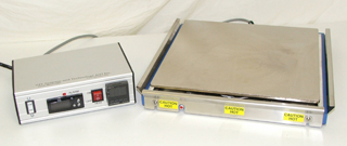 HP-1520-P Industrial Laboratory Hot Plate   Heated area of 15  in x 20  in