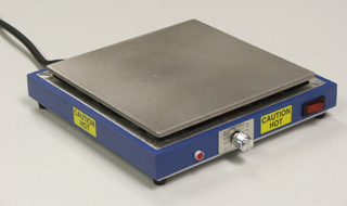 HP-808 Industrial Hot Plate Heated Area of 8 in x 8 in