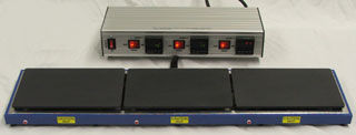 HP3-630P3 Hot Plate System Three Heat Zones