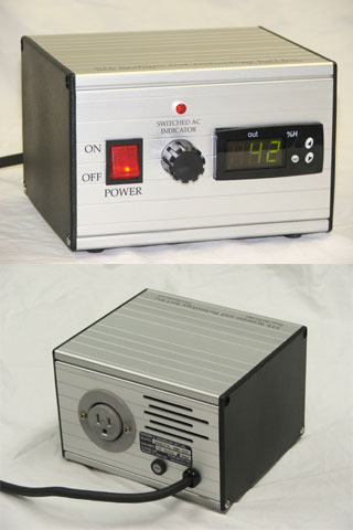 RH-Control Box - Relative Humidity Control Box
