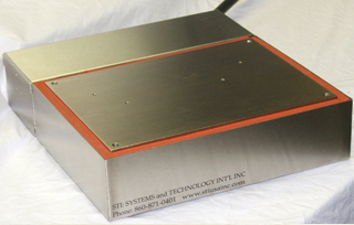 CP-811 Cold-Hot Platen Size 8 in D x 11 in w