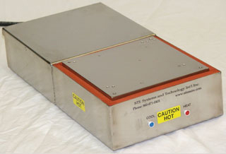 CP-6-3/4 x 6-3/4 Cold-Hot Platen 6.75 inx6.75 in
