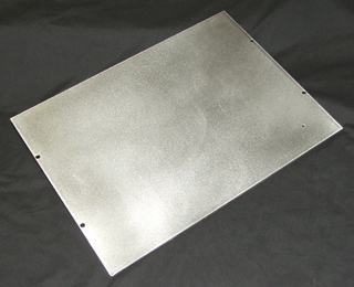 Bottom Plates Stainless Steel