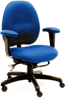 Gibo Kodama CATALINA Elite Managers Multi-Function Office Chair Low Seat