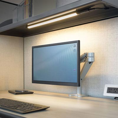 Workrite Ciglio LED Under-Cabinet Light - Daisy Chain Parent