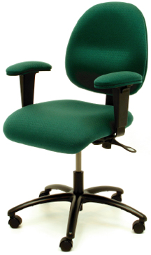 Gibo Kodama ESD Synchron 4000 Series Desk Height Chair