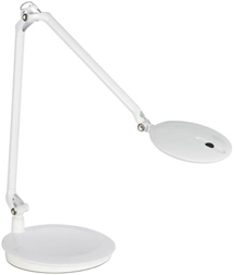 Humanscale Element Disc: 7-Watt Thin Film LED Technology with Dimmer and Occupancy Sensor Task Light