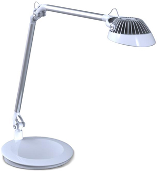 Humanscale Element Vision: 7-Watt Hi-Output MCX LED with Dimmer and Occupancy Sensor Task Light