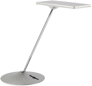 Humanscale Horizon: 9-Watt Thin Wave LED with Dimmer Base Style Task Light