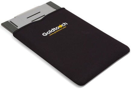 Goldtouch Go! Travel Notebook & iPad Stand