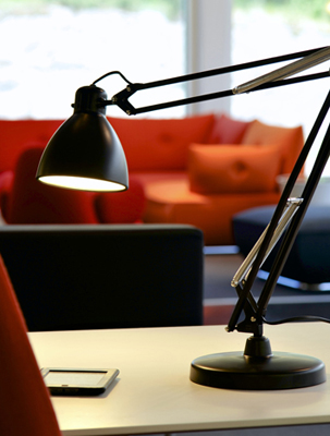 Luxo L-1 LED Task Light