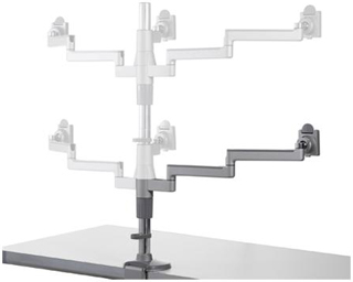 Humanscale M/Flex Monitor Arm for M8 Arms