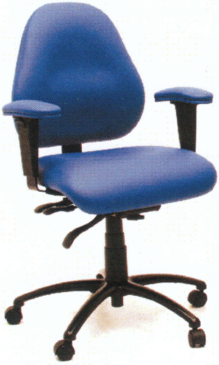 Gibo Kodama RESPON Executive Chair Medium Back