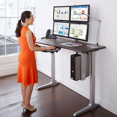 Workrite Sequoia Monitor Arm