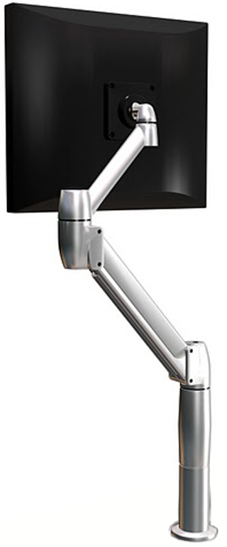 SpaceCo SS01X8 SpaceArm Monitor Arm 8 Inch Extention