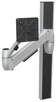 SpaceCo SS Sit-Stand Channel Mount