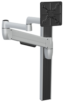 SpaceCo SXXP Long Extended Arm Channel Mount
