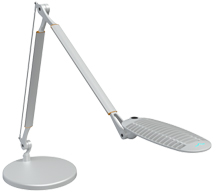 SpaceCo WL01DB WaveLight Desk Base LED Task Light
