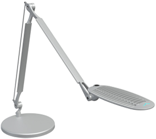 SpaceCo WL21DB WaveLight 2 Desk Base LED Task Light