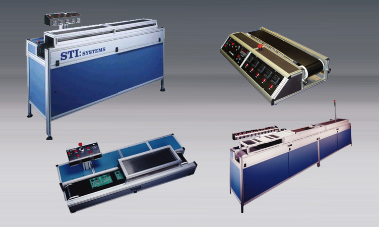 Reflow Soldering and Curing Ovens