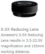 Luxo System 250 Binocular Microscope Features