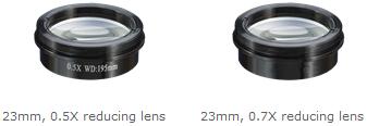 Luxo System 273 Binocular Microscope Features