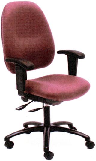 Gibo kodama stamina 3000 series standard desk height task - Standard desk chair height ...