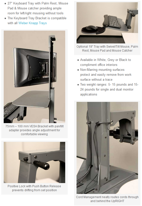 Weber Knapp UpRight Systems Offers